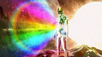 The divine human one has a soul, body, and impact that together are the trinity