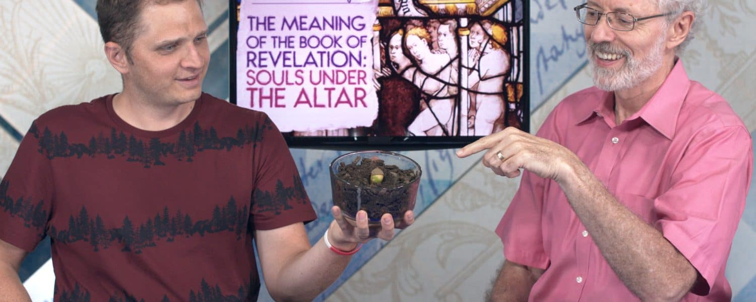 Curtis and Jonathan discuss what sleeping and graves mean spiritually