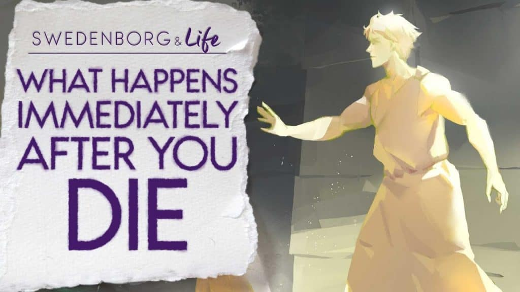 what happens after you die